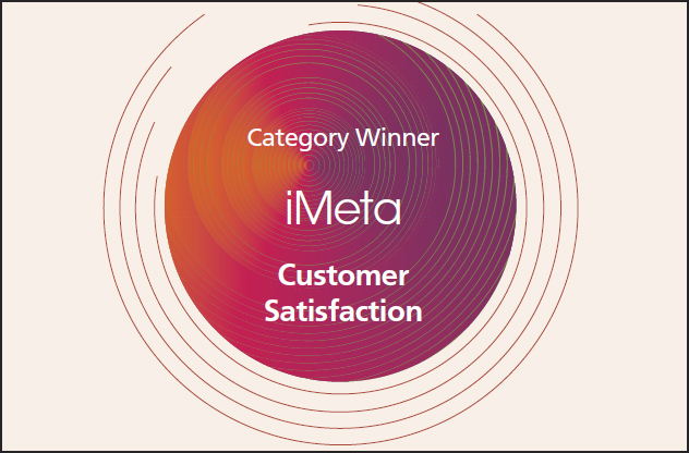 RiskTech 2019 Category Winner iMeta