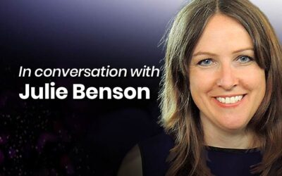 In conversation with Julie BensonWhy KYC and onboarding are the beating heart of good business practice.
