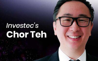 Investec's Chor Teh speaks exclusively to iMeta